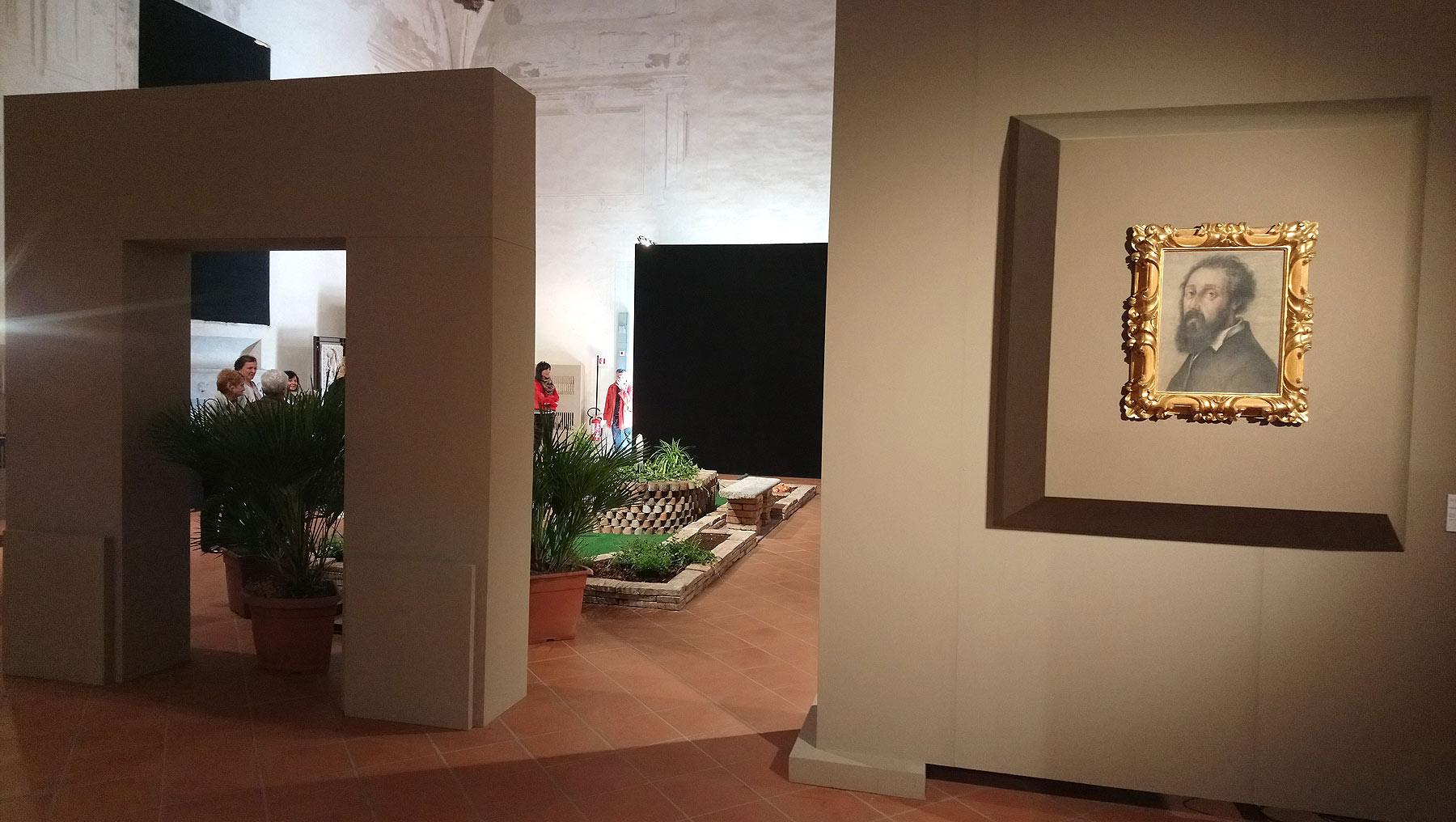 Mostra Il Cinquecento a Polirone, San Benedetto Po