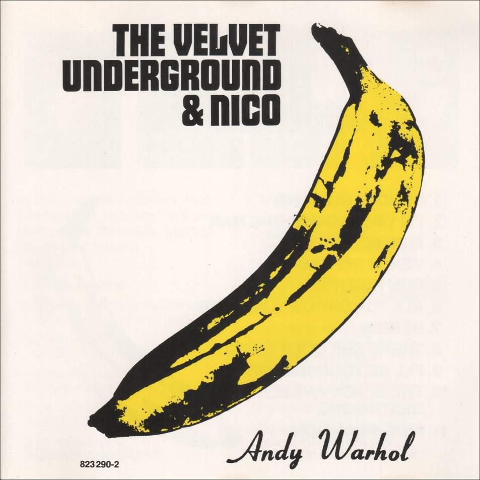 Andy Warhol, The Velvet Underground & Nico (1967)