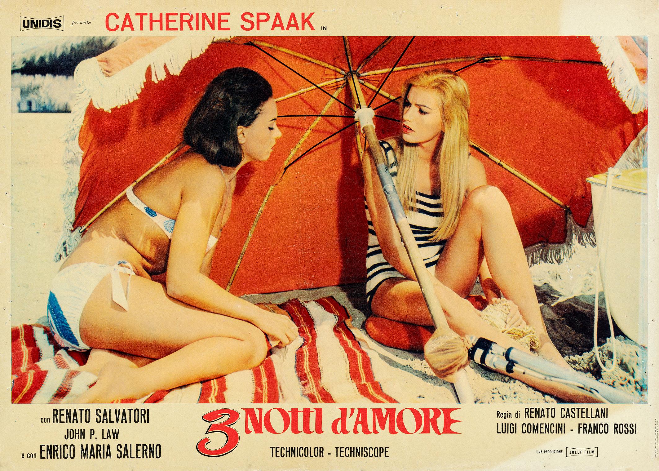 Cinema e bikini, a Lignano Sabbiadoro una mostra sugli italiani al mare visti attraverso i film
