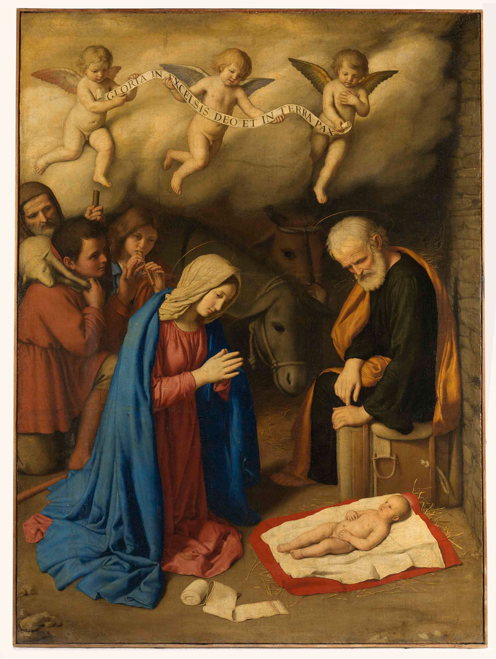 Due capolavori di Capodimonte sono esposti alla Borsa Italiana Gallery di Milano