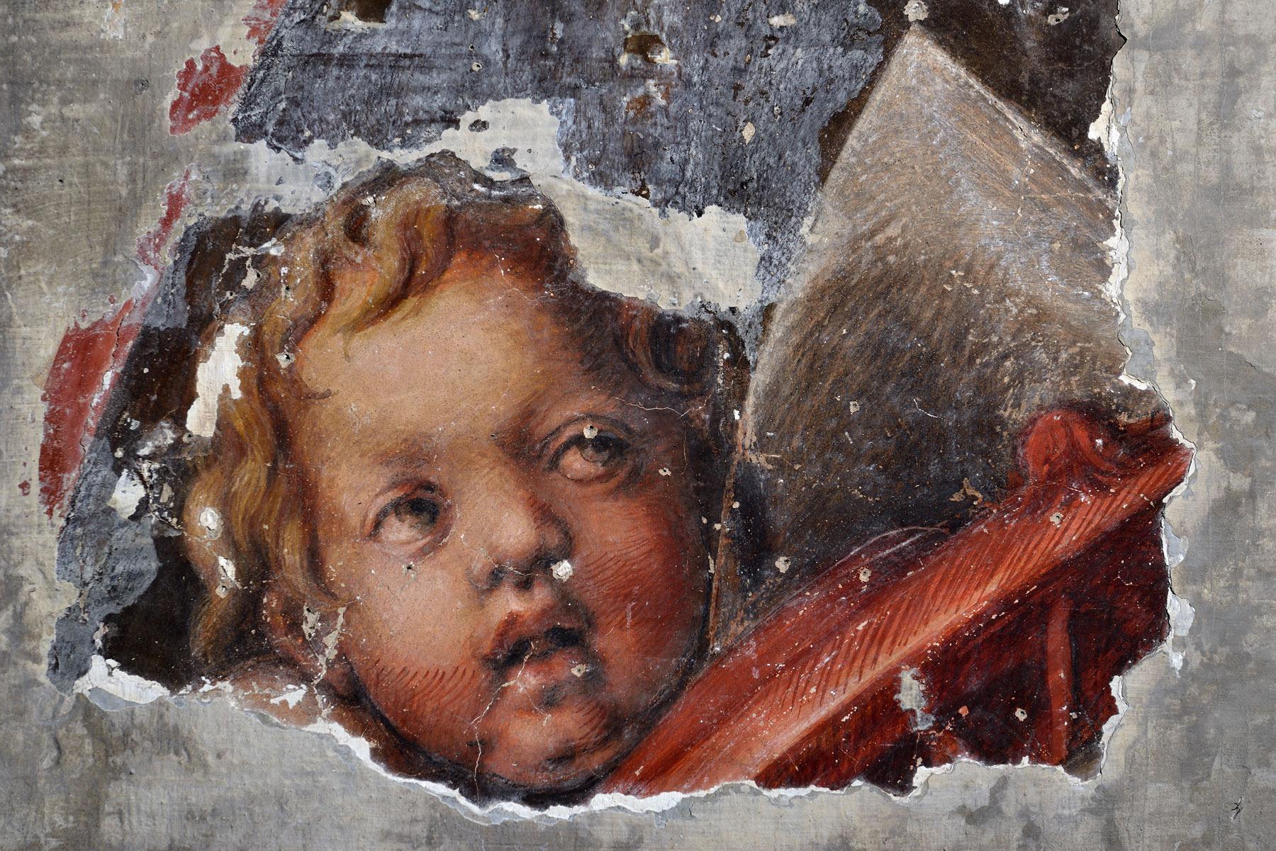 Parma, eccezionale scoperta: ritrovati gli affreschi quattrocenteschi di San Francesco del Prato