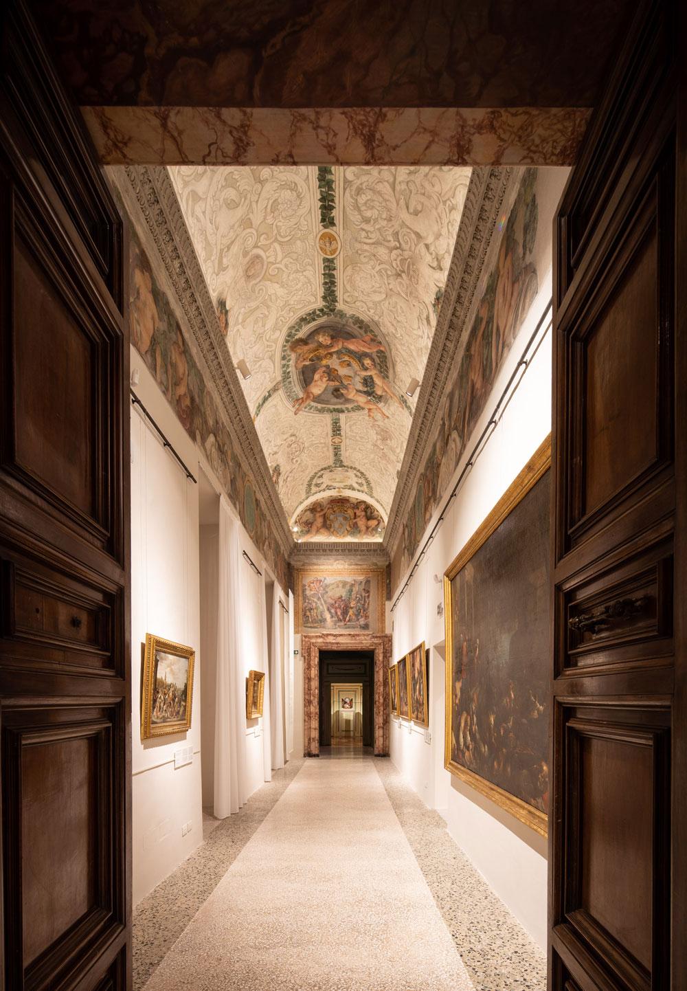 Riaprono al pubblico le sale del Seicento di Palazzo Barberini