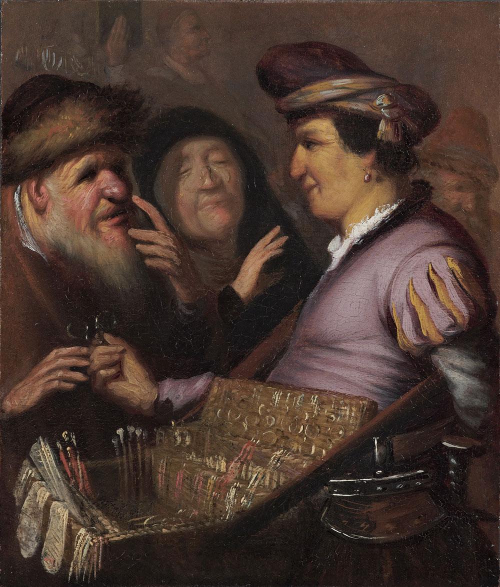 Young Rembrandt. Leida, sua città natale, dedica una grande mostra alle opere giovanili dell'artista