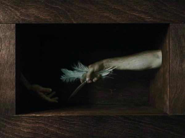 Mantova, i disegni e le fotografie di Andrea Boyer in mostra alla Casa di Rigoletto