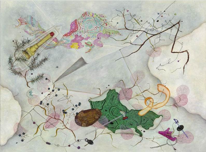 Il contemporaneo al Poldi Pezzoli: le opere di Anj Smith in mostra