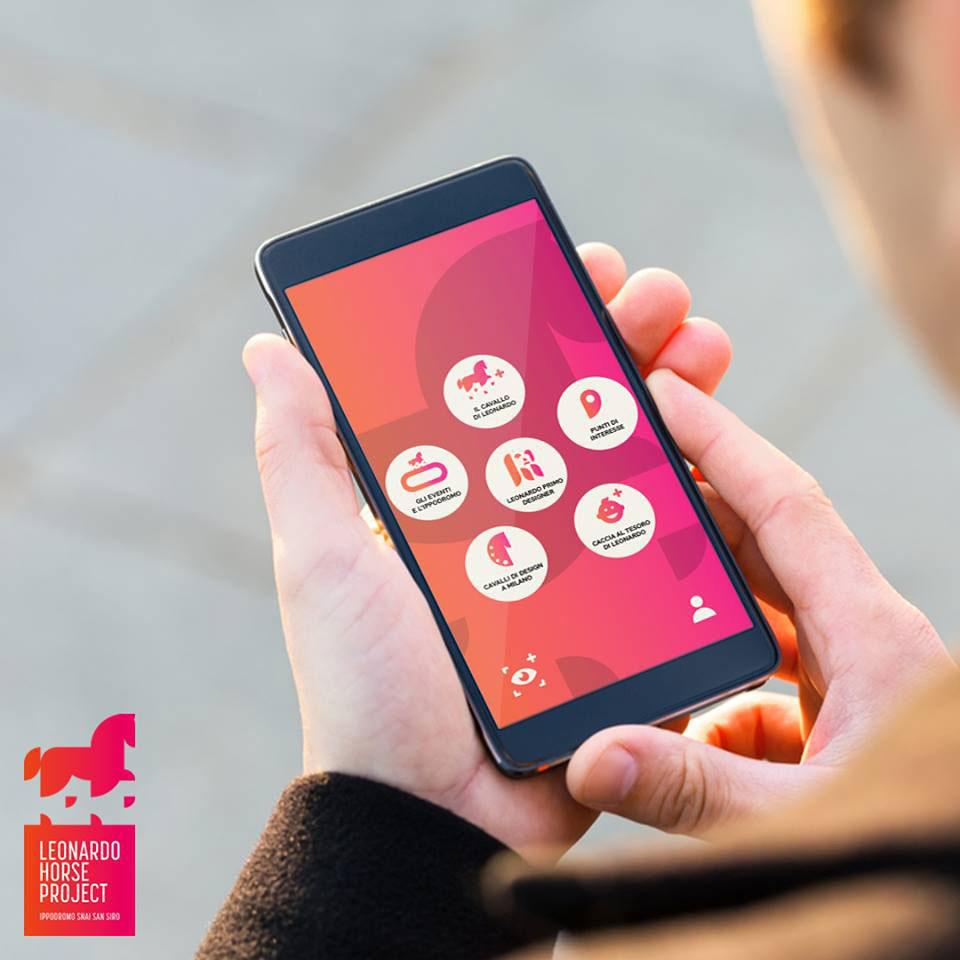 Leonardo Horse Project, un'app per scoprire il grande Cavallo di Leonardo realizzato dall'artista giapponese Nina Akamu