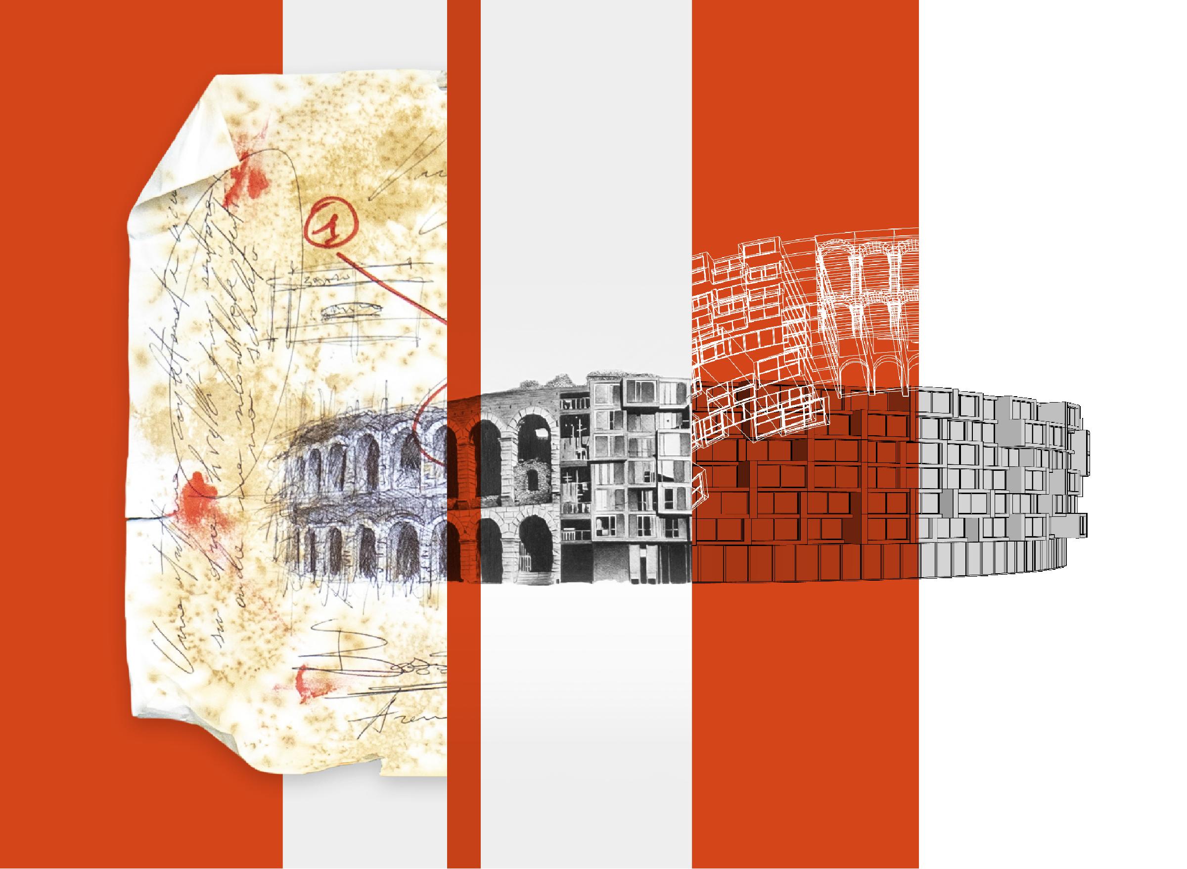 A Milano sono in mostra le architetture iperrealiste di Matteo Galvano fatte con la penna biro
