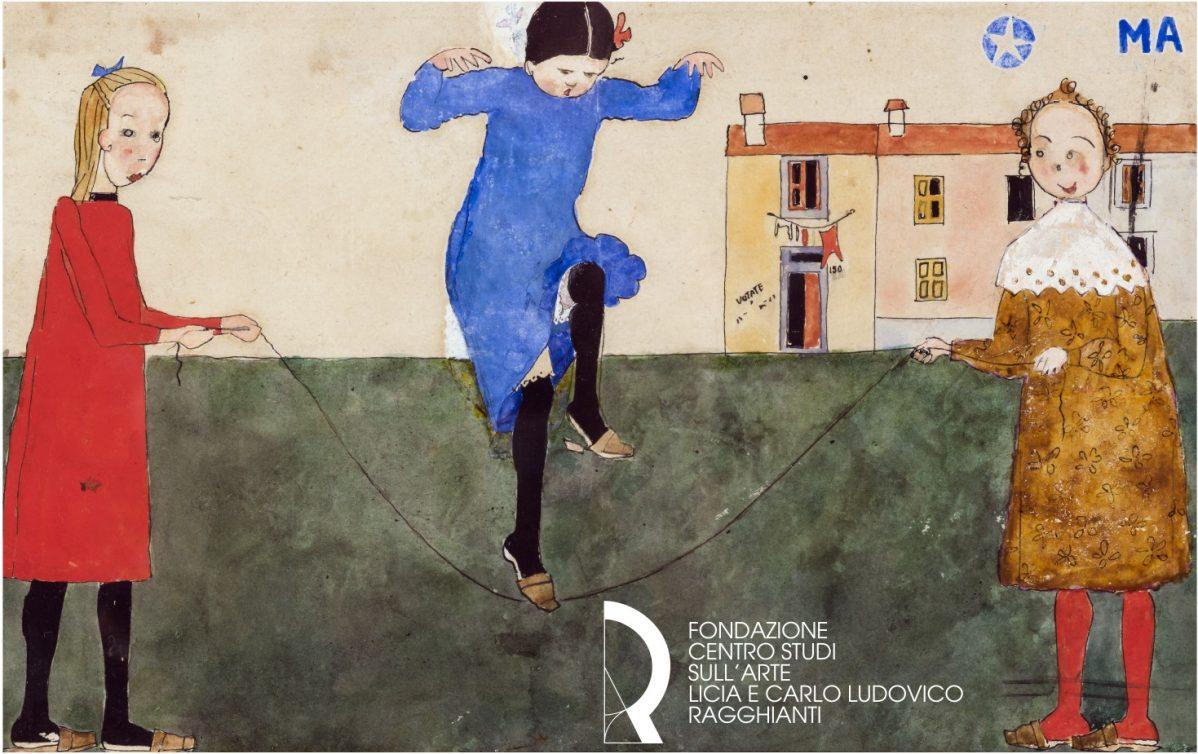 Artisti che tornano bambini: la mostra su arte e infanzia nel primo Novecento alla Fondazione Ragghianti