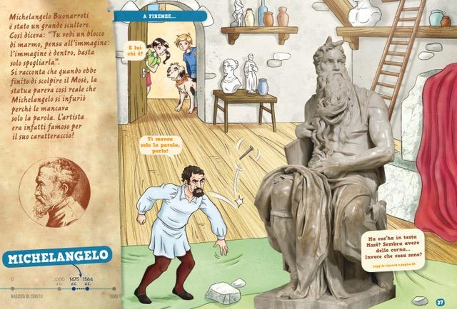 Artonauti - le figurine della storia dell'arte