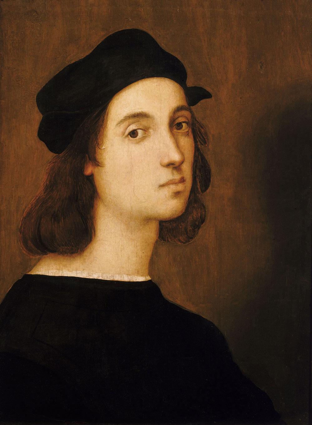 Dopo la mostra a San Francisco, torna a Firenze l'Autoritratto di Raffaello