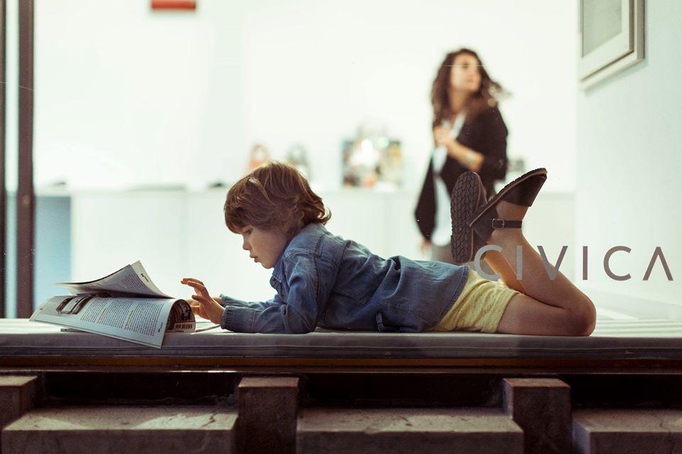Nasce un progetto che promuove la lettura facendo leggere i bambini al museo. Cento eventi in tutta Italia
