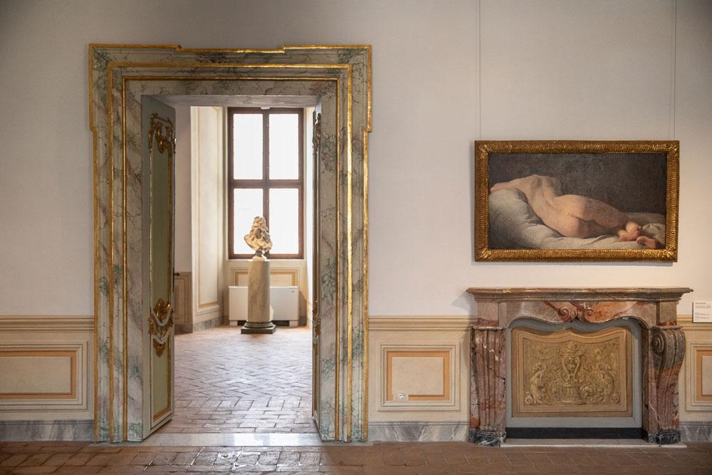 Palazzo Barberini inaugura il nuovo allestimento delle sale dedicate al Settecento