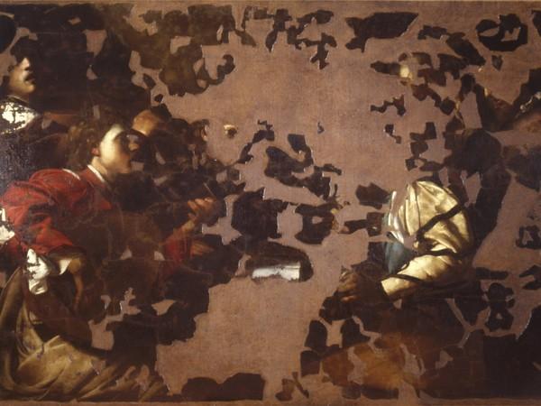 Agli Uffizi in mostra i due capolavori caravaggeschi devastati dalla mafia nel 1993