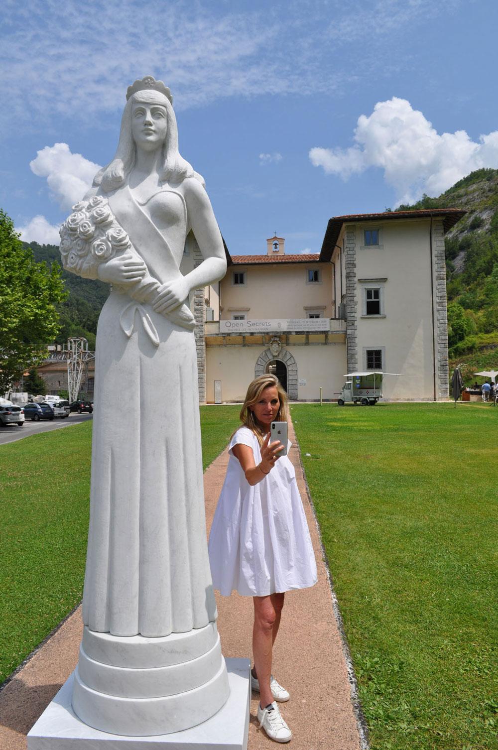 A Seravezza la prima personale italiana di Rachel Lee Hovnanian