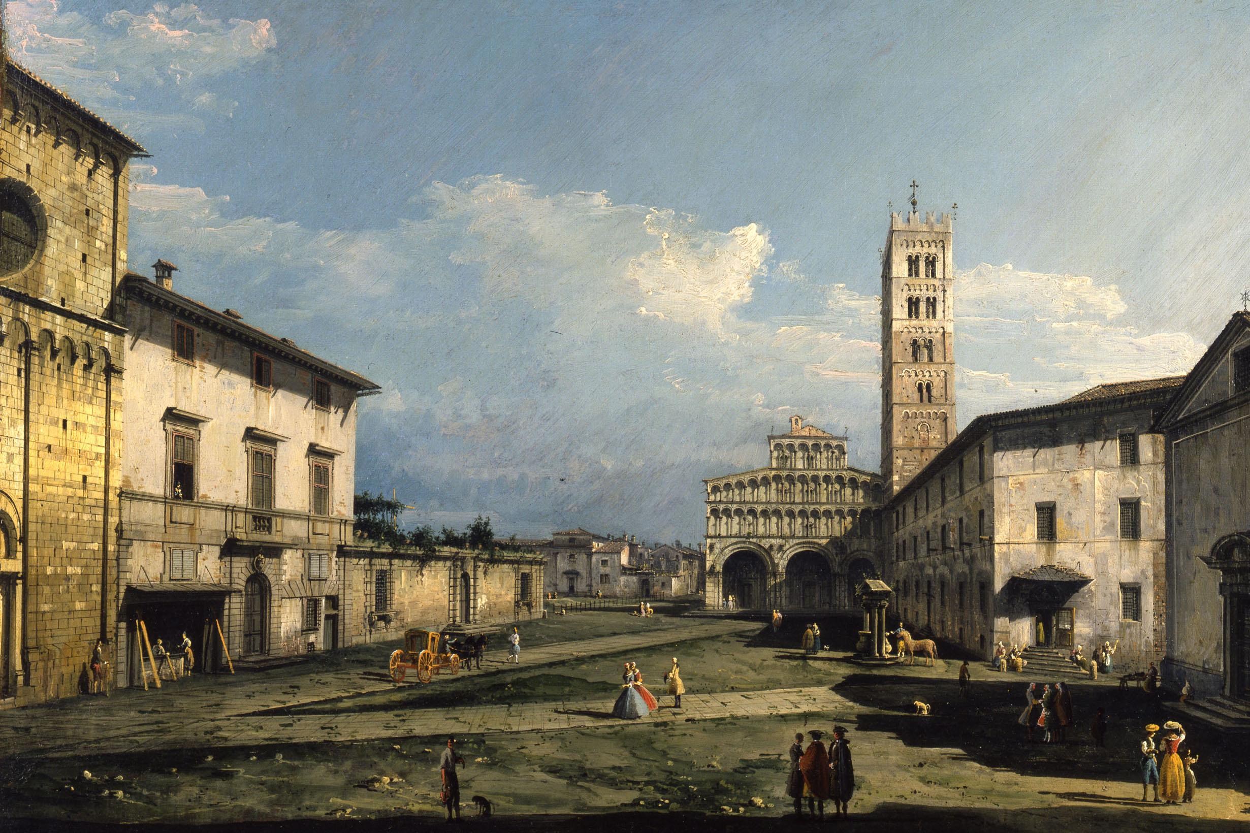 A Lucca, una mostra ripercorre con scoperte inedite il viaggio di Bernardo Bellotto in Toscana