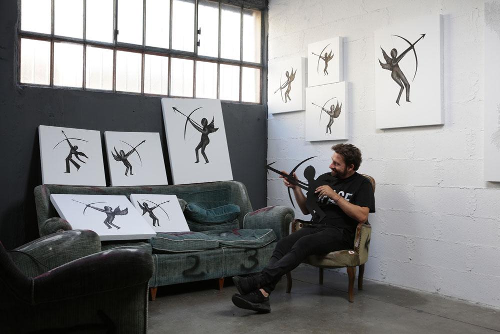 Prisoner of Love, la nuova personale di Andrea Bianconi a Houston