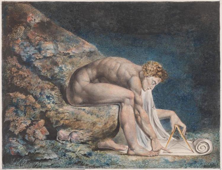Oltre trecento opere del poeta e artista visionario William Blake in mostra alla Tate Britain