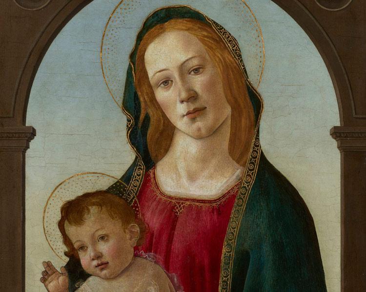 """""""Questo dipinto è un vero Botticelli"""". Il Museo Nazionale del Galles rivaluta opera finora ritenuta un'imitazione"""