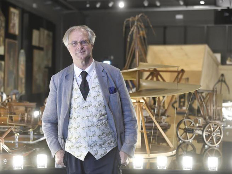 James Bradburne confermato direttore della Pinacoteca di Brera
