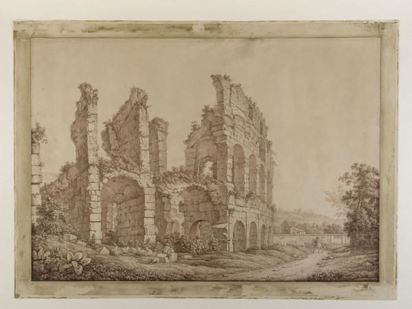 Alla Casa di Goethe una mostra sull'Italia d'inizio Ottocento vista dagli artisti del Grand Tour. Esposti inediti e rarità