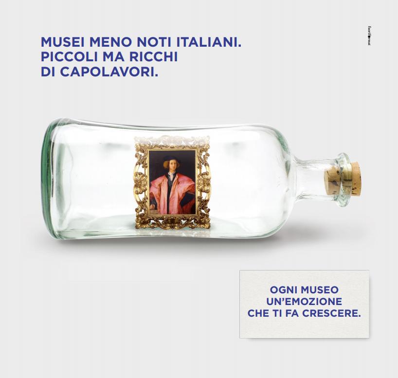 """Le """"emozioni"""" dei musei meno famosi: il MiBACT fa partire una campagna per valorizzare i musei poco conosciuti"""