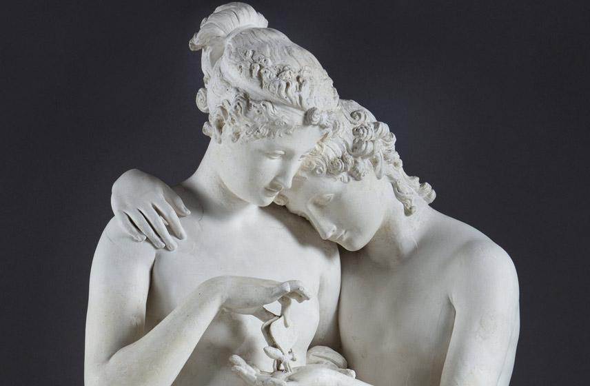 L'eterna bellezza di Canova in mostra a Roma, con 170 opere