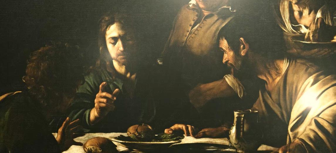 Milano, Caravaggio e Rembrandt assieme in un inedito confronto alla Pinacoteca di Brera