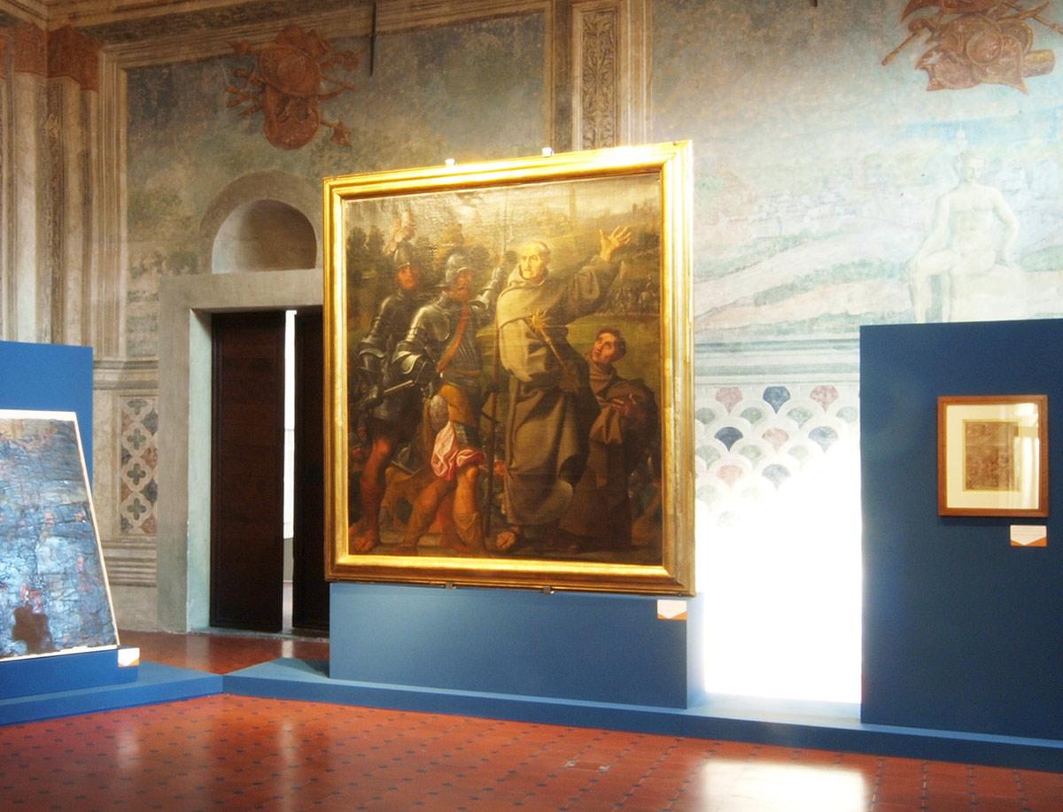 Salvo il dipinto di Ludovico Carracci conservato a Notre-Dame. Dalla Francia arriva l'ufficialità