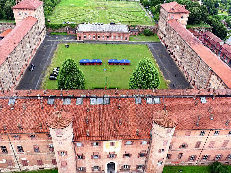 Riapre al pubblico parte del Castello di Moncalieri