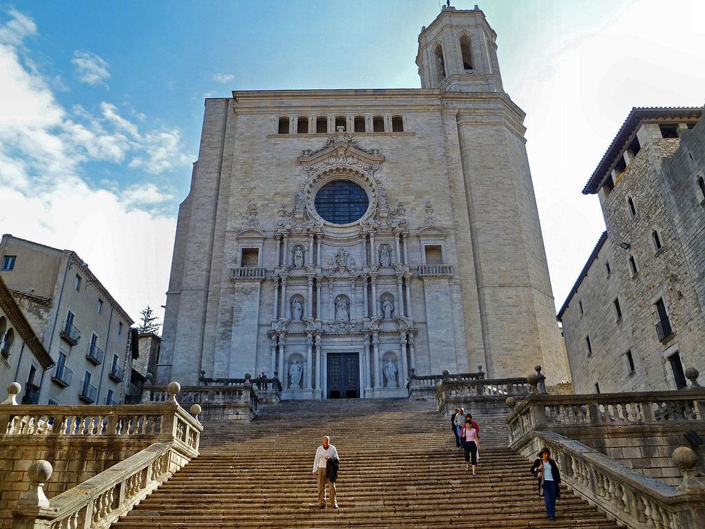 La Cattedrale di Girona