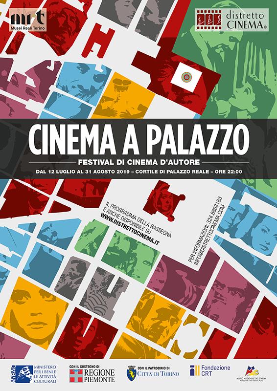 """Torino, Palazzo Reale diventa un cinema per l'estate: via all'ottava edizione di """"Cinema a Palazzo"""""""