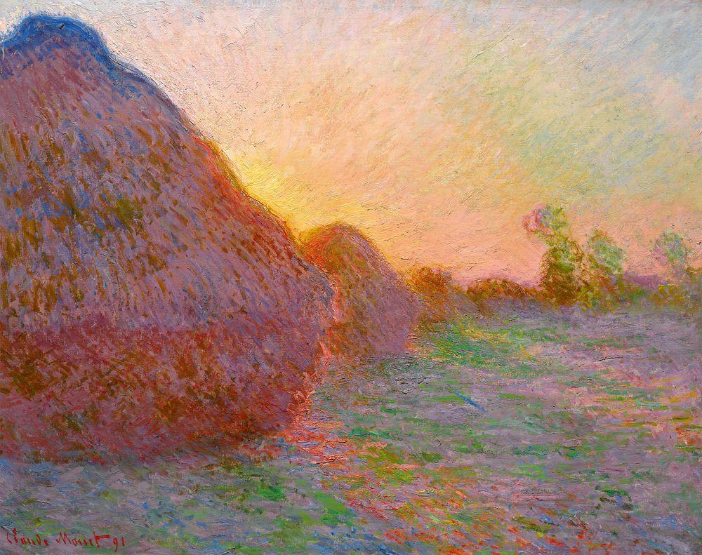I covoni di Monet battuti in asta a 110 milioni di dollari a New York: è record per l'artista