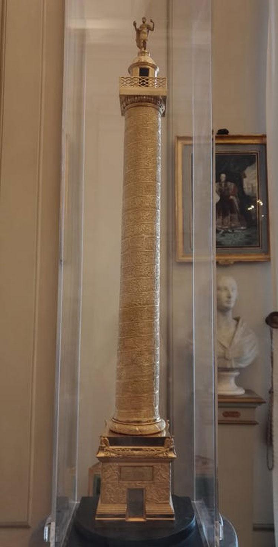 Da Luni a Roma: la storia della costruzione della Colonna Traiana raccontata in mostra a Firenze