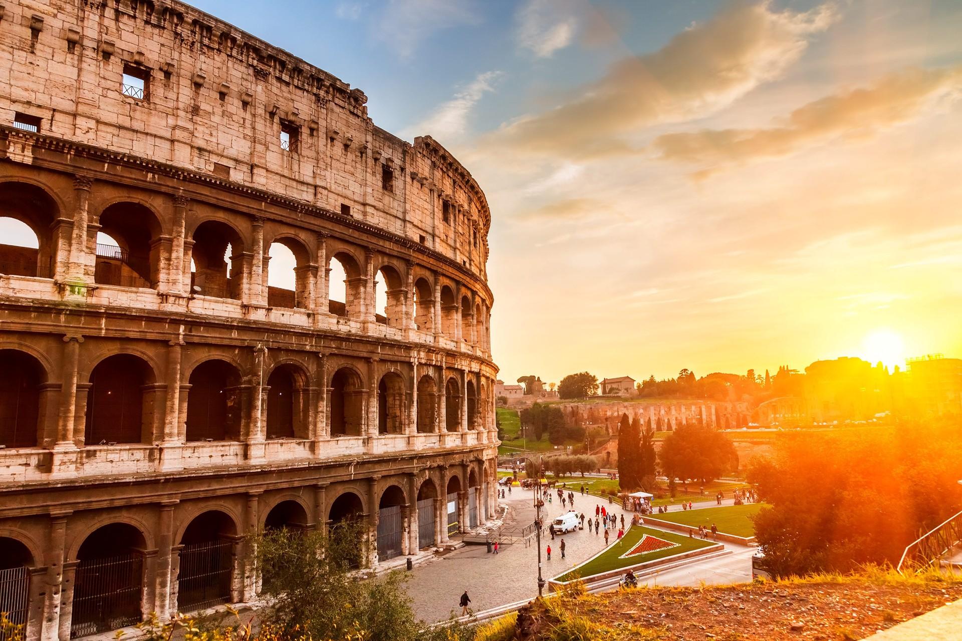Parco del Colosseo, tutti i venerdì visite guidate al tramonto sulle orme di Goethe