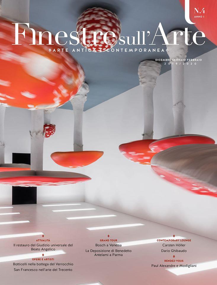 Il sommario del quarto numero della nostra rivista cartacea. Gli abbonamenti fino al 17 novembre