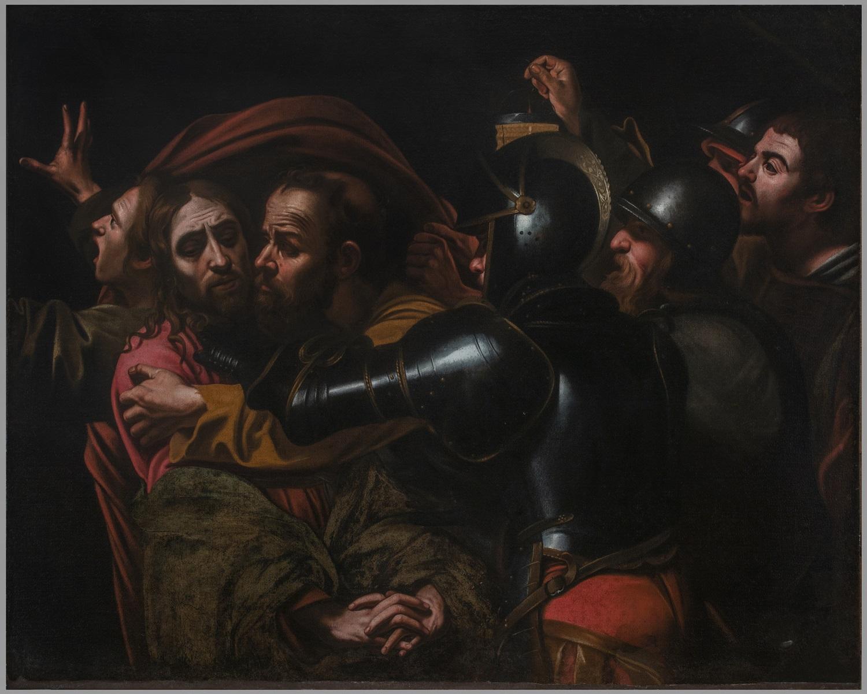 A Palazzo Pitti riemerge dopo decenni di assenza la copia della Cattura di Cristo del Caravaggio