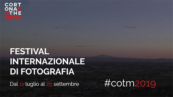 Al via la nona edizione di Cortona On The Move, festival internazionale di fotografia