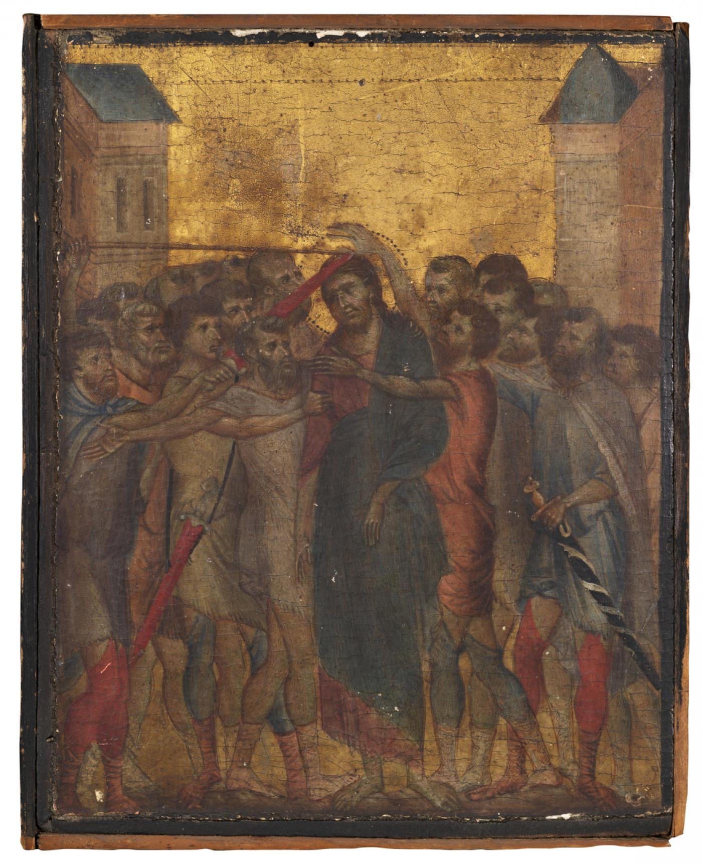 È di Cimabue la tavoletta scoperta nella cucina di una casa privata nella provincia francese?