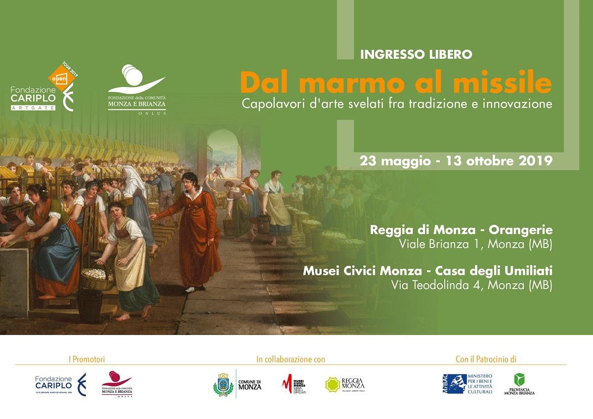 Il Collezionismo monzese è in mostra alla Villa Reale e ai Musei Civici di Monza