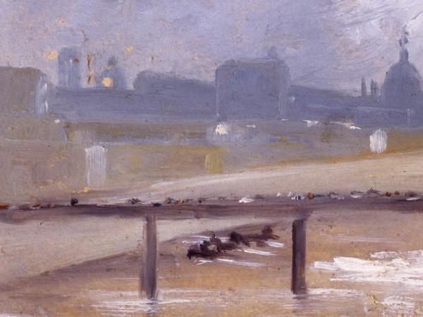 I dipinti di un giornalista del primo Novecento: a Roma in mostra i piccoli oli di Diego Angeli