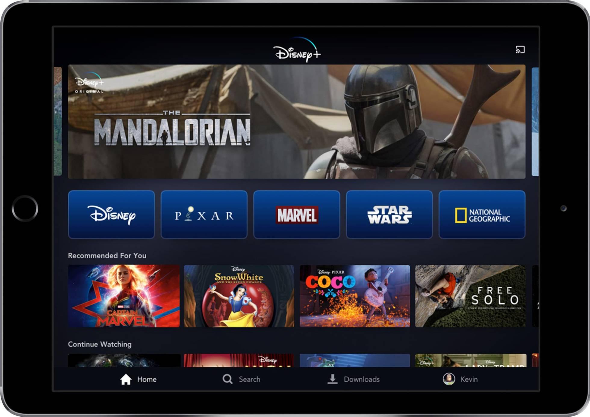 Disney sfida Netflix: lancerà a novembre la sua piattaforma di film e serie on demand