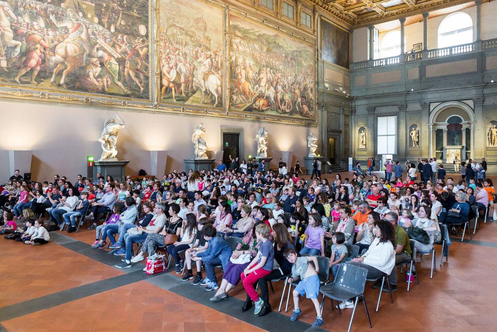 Torna Firenze dei Bambini: quest'anno il festival sarà dedicato a Leonardo da Vinci