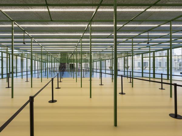 """Milano, Fitch e Trecartin alla Fondazione Prada con l'installazione """"Whether Line"""""""