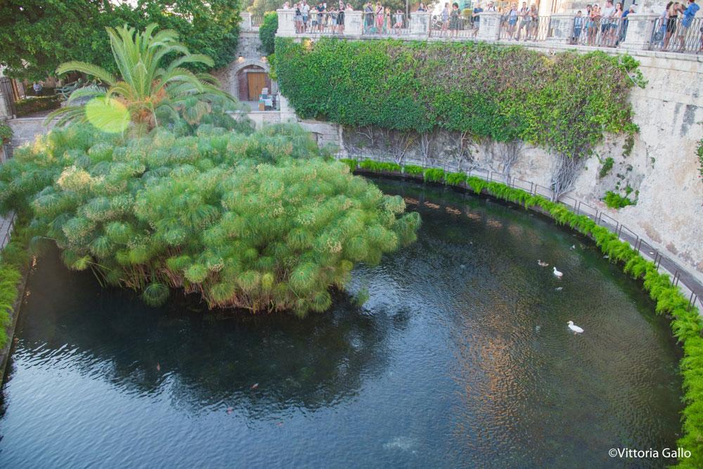 Riaperta la Fonte Aretusa, dove la ninfa Aretusa e il fiume Alfeo si ricongiungono