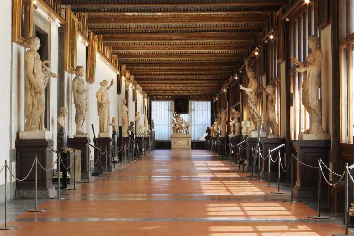 Boom di visitatori nel primo quadrimestre 2019 alle Gallerie degli Uffizi