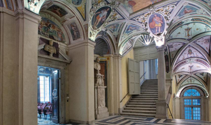 Genova, si cercano giovani laureati per ruoli da divulgatori di storia dell'arte