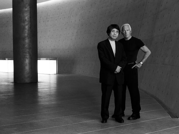 L'architettura di Tadao Ando protagonista di una mostra all'Armani Silos di Milano