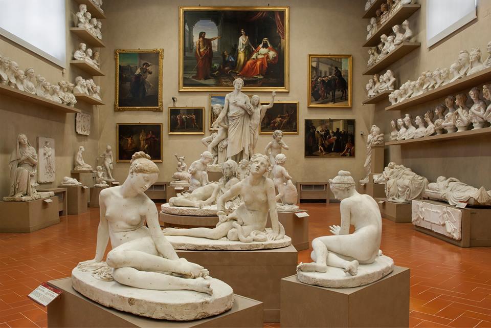 Grandi lavori alla Galleria dell'Accademia di Firenze. A luglio via a importanti restauri all'edificio