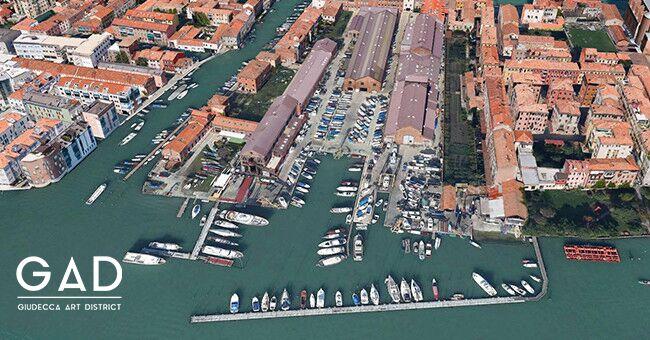 Venezia avrà un quartiere tutto dedicato all'arte: il Giudecca Art District, che apre tra pochi giorni