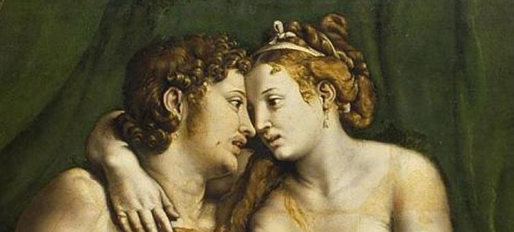 Mantova, a Palazzo Te è in mostra il Giulio Romano erotico